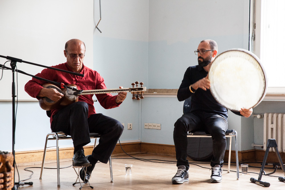 Musik mit Band Hamdel